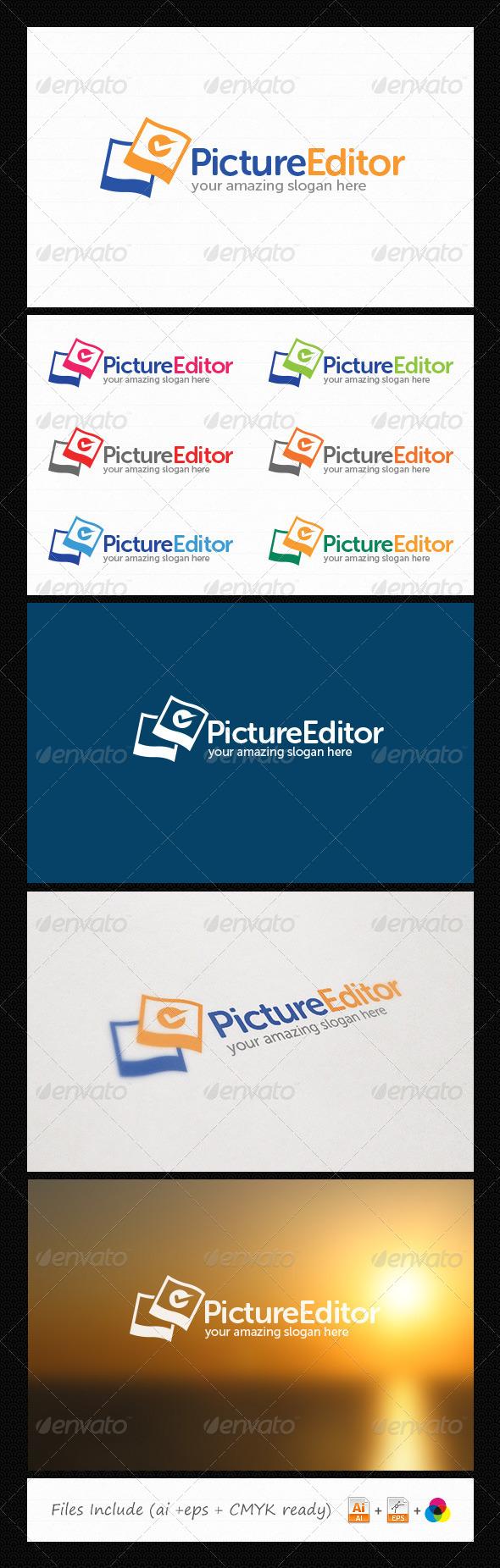 GraphicRiver Image Editor Logo 6067353