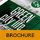 Green City Life Brochure Indesign Template - GraphicRiver Item for Sale