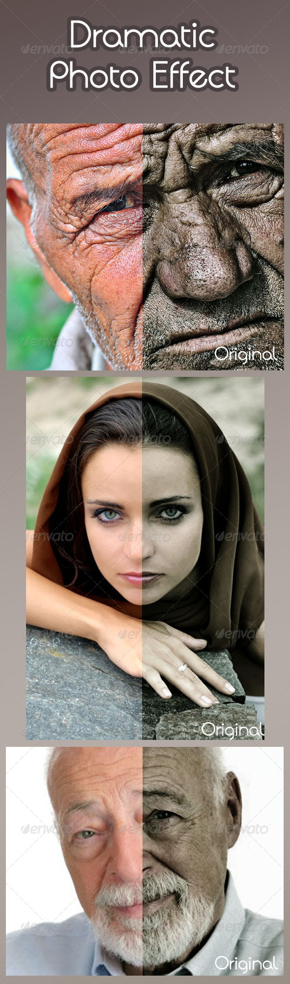 GraphicRiver Dramatic Photo Effect 6069520