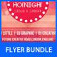 Party Flyer Bundle 3 - GraphicRiver Item for Sale
