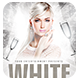 New Year or White Party | Flyer + FB Cover - GraphicRiver Item for Sale