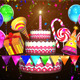 Kid's Birthday Decorations - Loop - VideoHive Item for Sale