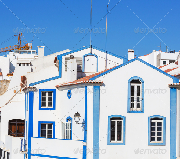 Portugal village - Stock Photo - Images