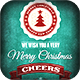 Christmas Flyer/Poster - Retro Vol. 3 - GraphicRiver Item for Sale
