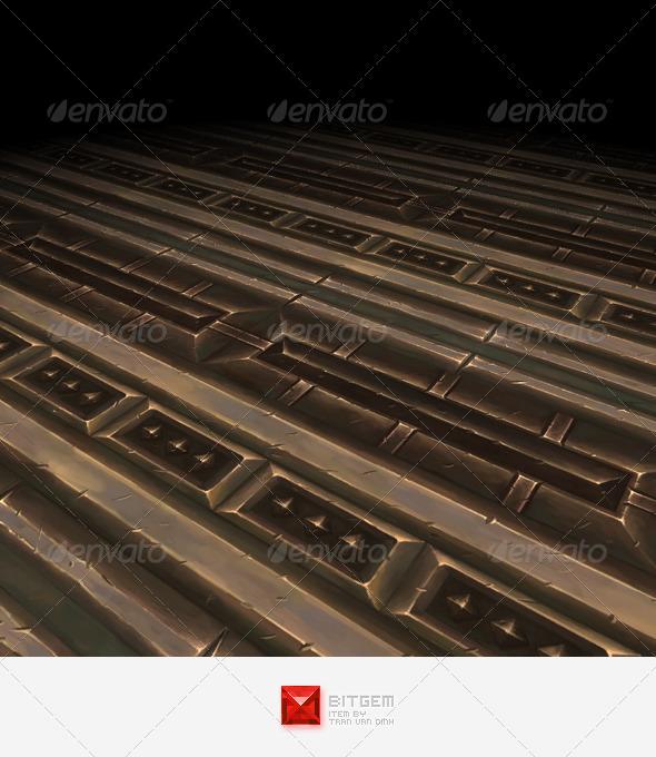 Ornament Texture Tile 04 - 3DOcean Item for Sale