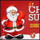Christmas Sale Slider - GraphicRiver Item for Sale