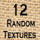 12 Random Textures - GraphicRiver Item for Sale