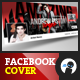 Singer or Musician Facebook Cover 1 - GraphicRiver Item for Sale