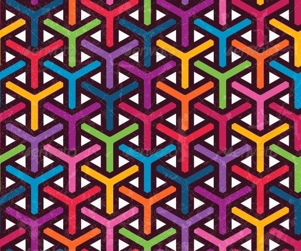 GraphicRiver Abstract Geometric Pattern 6075339