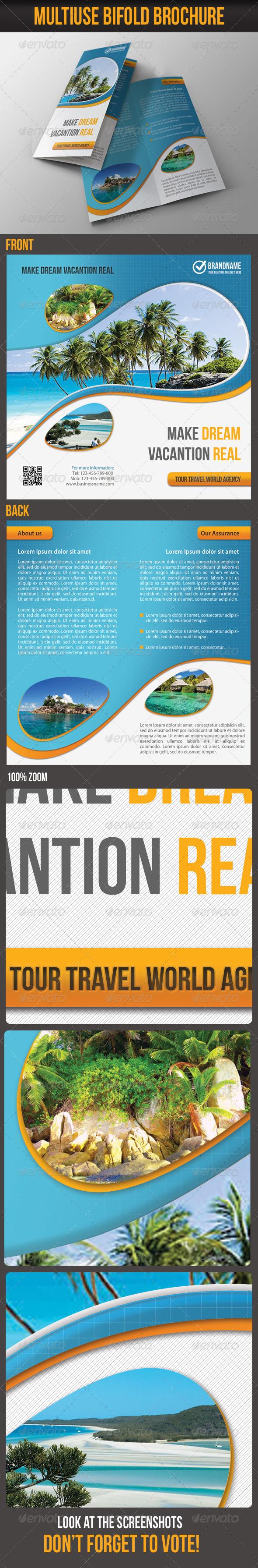 GraphicRiver Multiuse Bifold Brochure 04 6075848