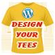 WP eCommerce Custom T-Shirt Design Studio