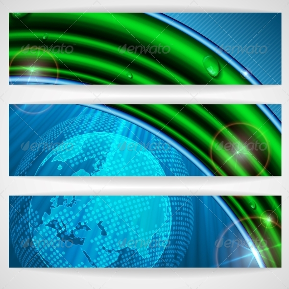 GraphicRiver Abstract Background 6076616