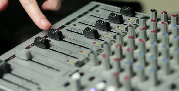 VideoHive Audio Mixer Setup 6076817