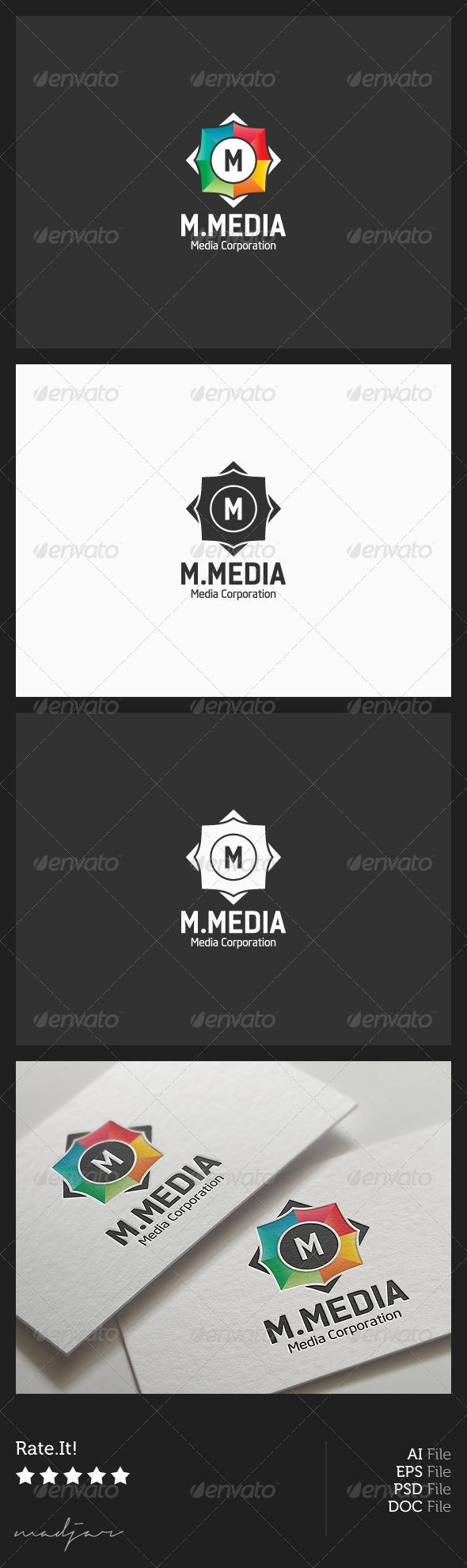 GraphicRiver Multimedia Logo 6076929