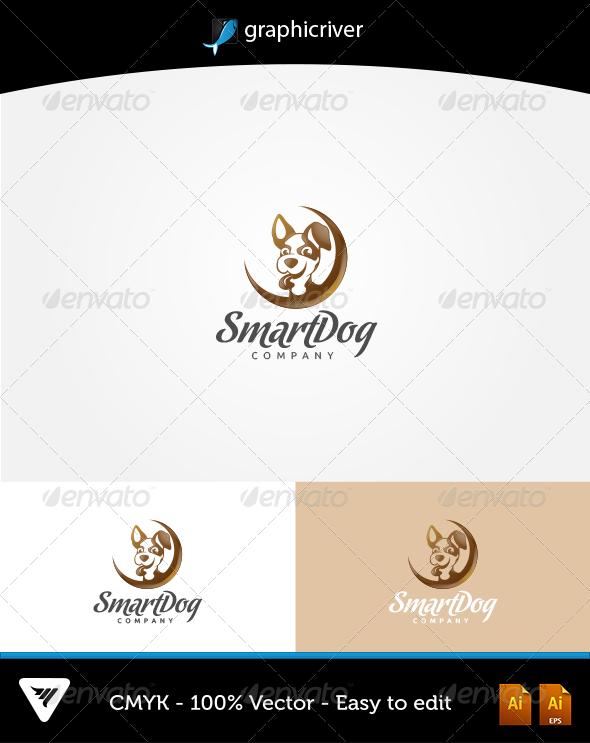 GraphicRiver SmartDog Logo 6076931