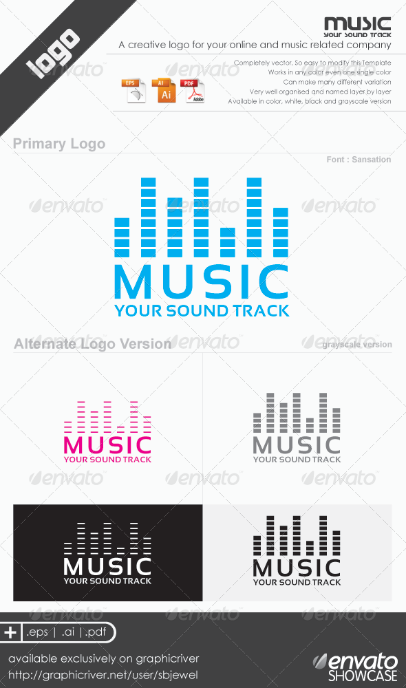 Music Logo Templates