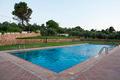 Residential inground swimming pool, Spain