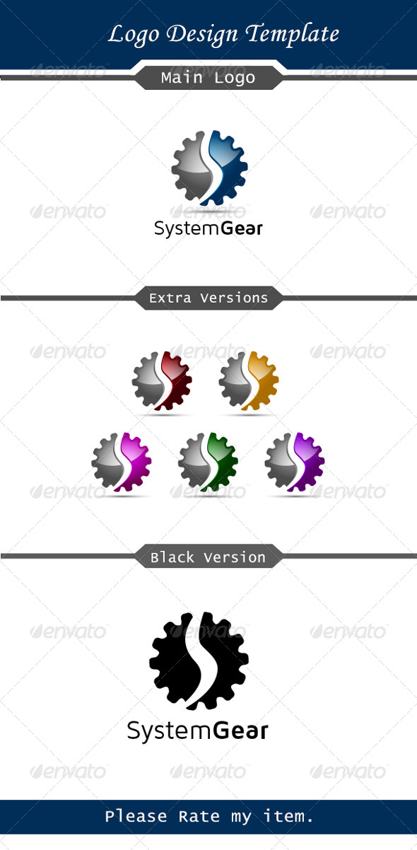 GraphicRiver System Gear 6078059
