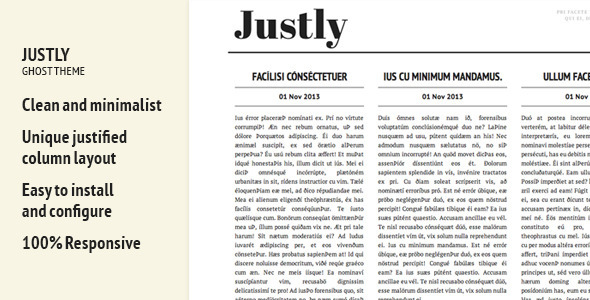 ThemeForest Justly 6051979