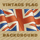 Vintage British Flag Background - GraphicRiver Item for Sale