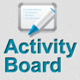 Activity Board Activity Manager