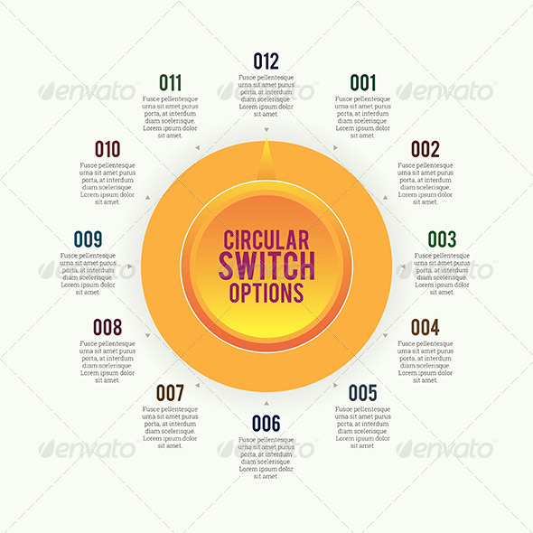 GraphicRiver Circular Switch Options 6081174