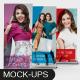 Roll Up Mockups - GraphicRiver Item for Sale