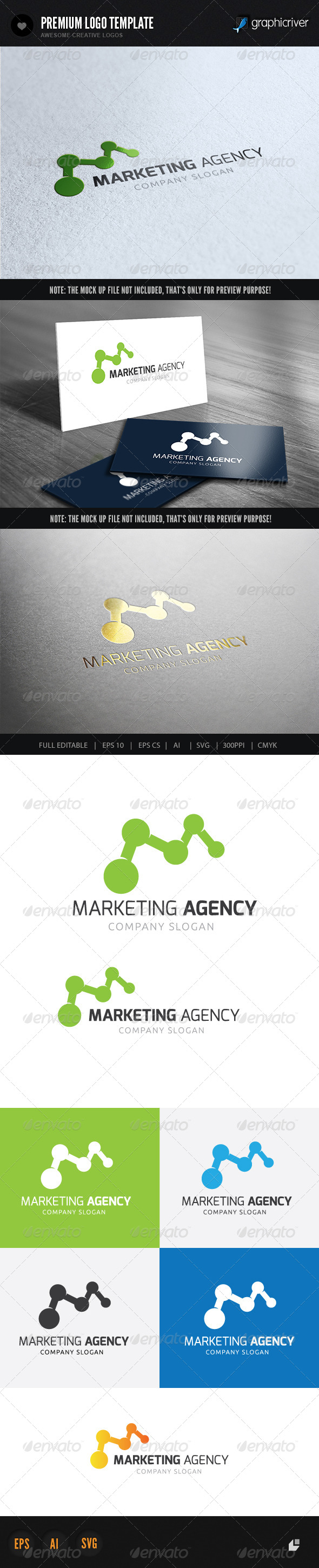 GraphicRiver Marketing Agency 6081454