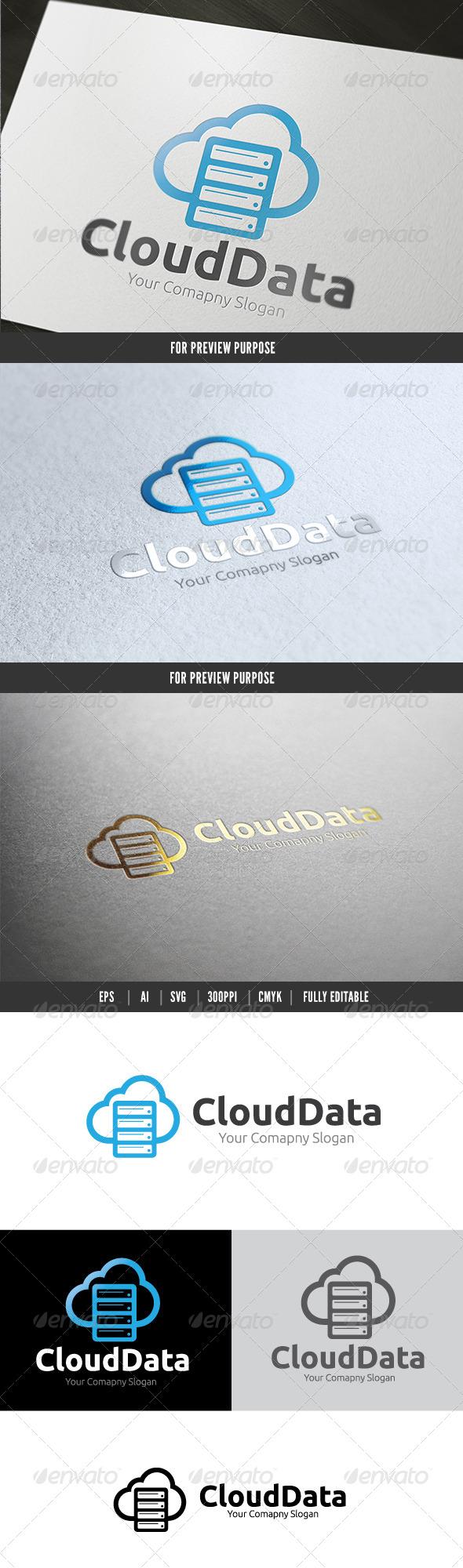 GraphicRiver Cloud Data 6084401