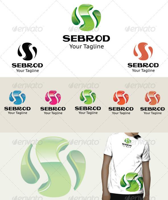 GraphicRiver Sebrod Logo 6084622
