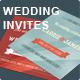 Retro Wedding Invites - GraphicRiver Item for Sale