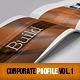Corporate Business Profile Vol.1