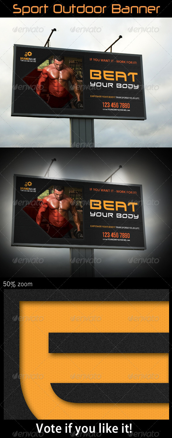 GraphicRiver Sport Outdoor Banner 06 6087943