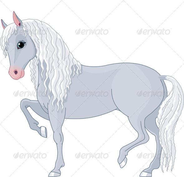 GraphicRiver Horse 6087983