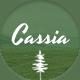 Cassia - A Responsive WordPress Blog Theme