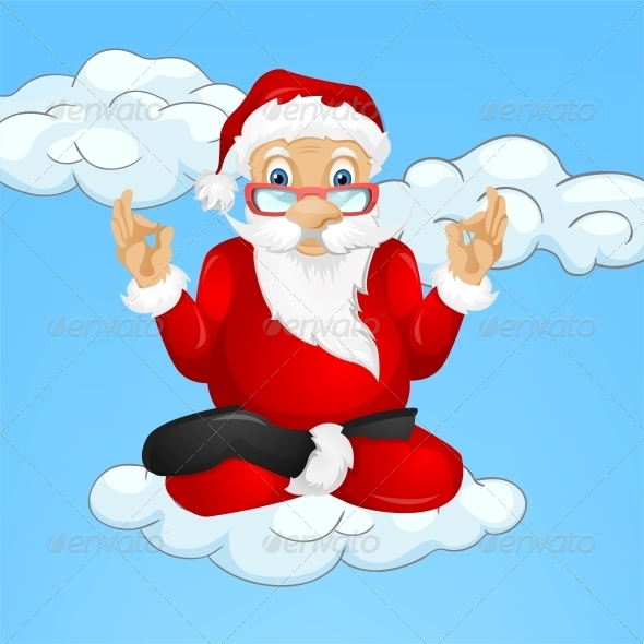 GraphicRiver Santa Claus 6088923