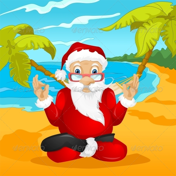 GraphicRiver Santa Claus 6088925