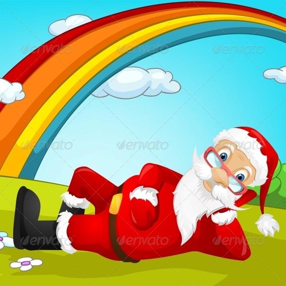GraphicRiver Santa Claus 6088934