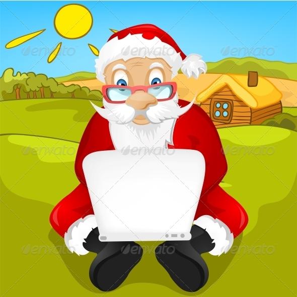 GraphicRiver Santa Claus 6089040