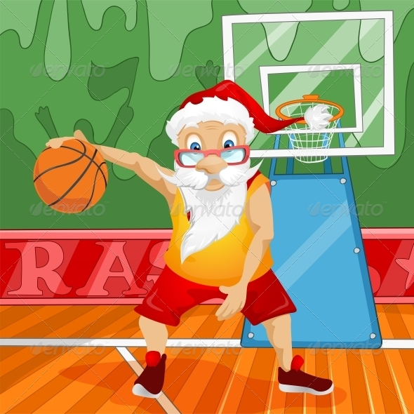 GraphicRiver Santa Claus 6089100