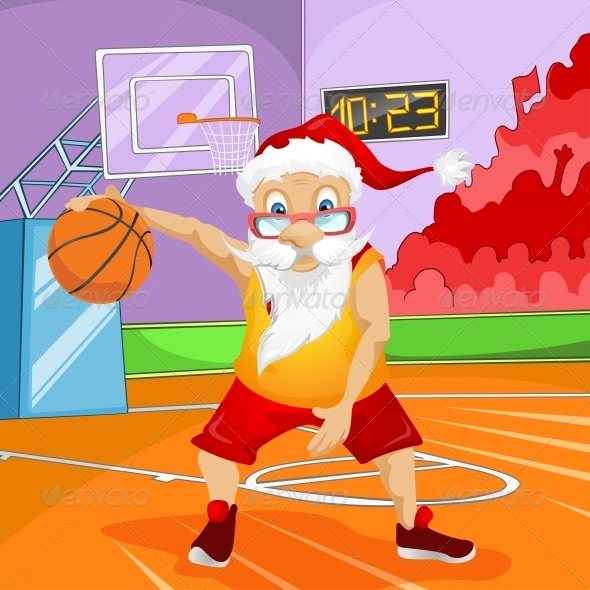 GraphicRiver Santa Claus 6089119