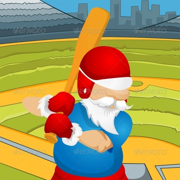GraphicRiver Santa Claus 6089129