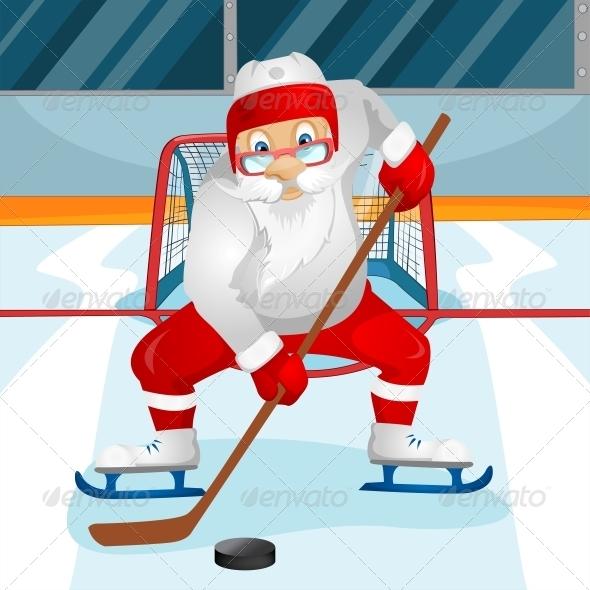 GraphicRiver Santa Claus 6089165
