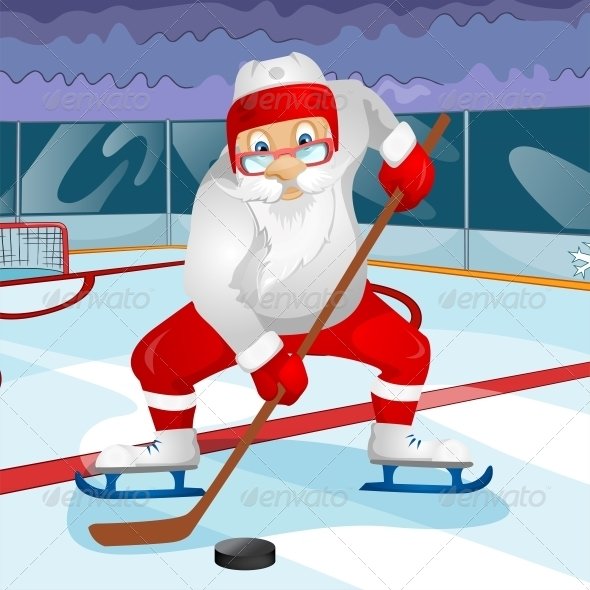 GraphicRiver Santa Claus 6089183