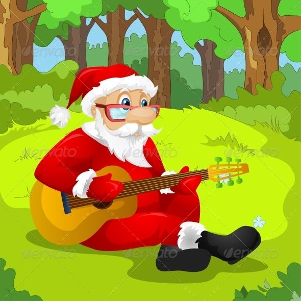 GraphicRiver Santa Claus 6089280