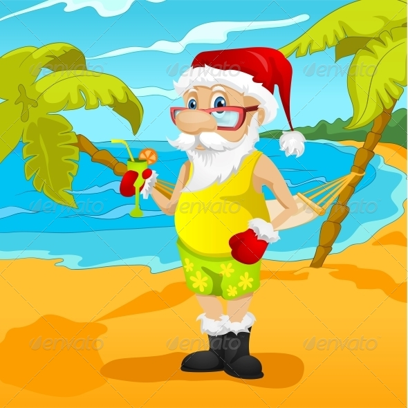 GraphicRiver Santa Claus 6089538