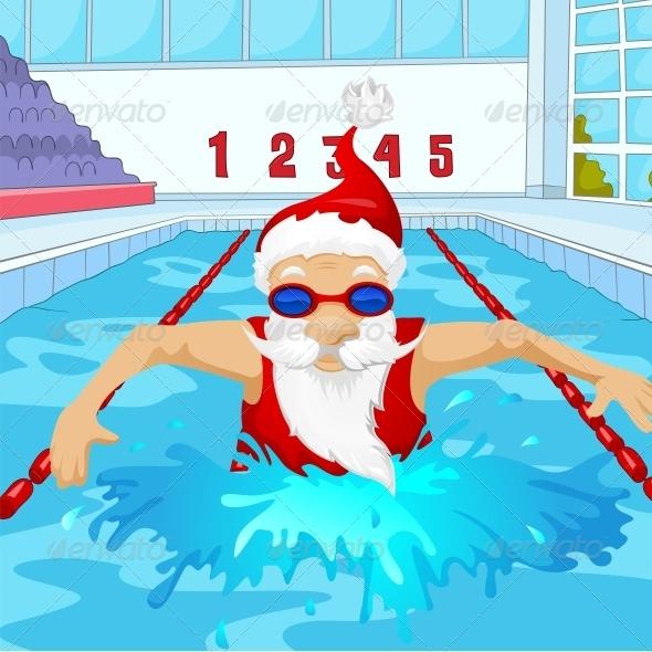 GraphicRiver Santa Claus 6089760