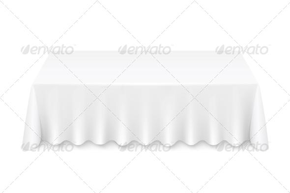 GraphicRiver Tablecloth 6092011
