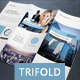 Corporate Indesign Trifold Brochure Template - GraphicRiver Item for Sale