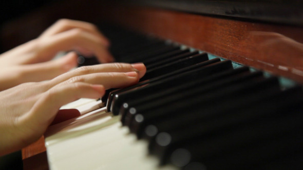 Fingers Pianist
